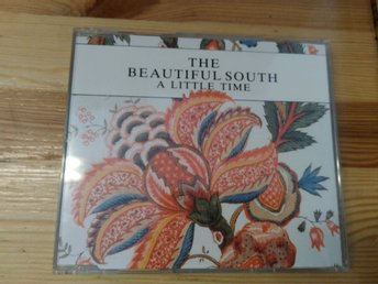 The Beautiful South - A Little Time, CD