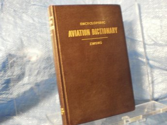 Zweng Aviation Dictionary by Charles Zweng