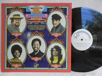 5TH DIMENSION - GREATEST HITS ON EARTH - BELL 2308 047