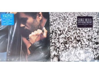 George Michael- paket med 2 lp