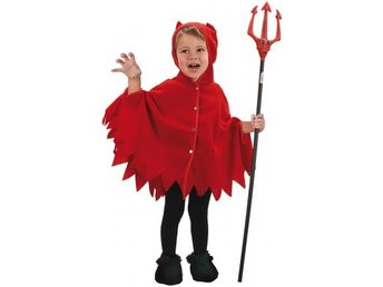 BARN Mini Devil poncho 92-104