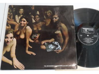 Jimi Hendrix - Electric Ladyland - UK 2 LP - Track Records