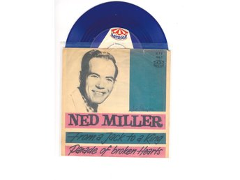 ned miller. frm a jack to a king.