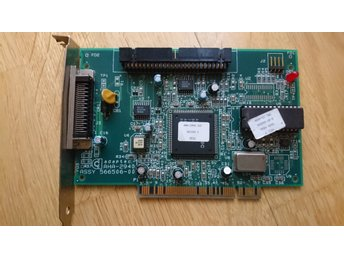 Adaptec AHA-2940/2940U Ultra Wide SCSI PCI Controller Card