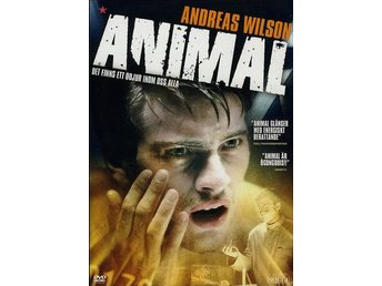 Animal (Andreas Wilson) - DVD