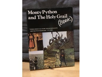 "Monty Python and The Holy Grail (Book), 1975, deras 2:a film, ""a draft"", upplägg"
