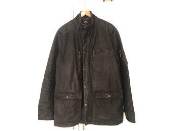 Skinnjacka i jättebra skick herr XL (411933085) ᐈ Köp på