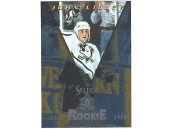 SCORE SELECT 94-95 Certified Gold # 191 LILLEY John