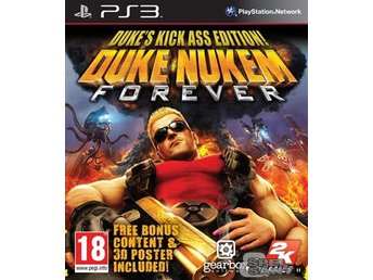Duke Nukem Forever Dukes Kick Ass Edition - Norrtälje - Duke Nukem Forever Dukes Kick Ass Edition - Norrtälje