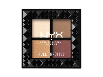 NYX PROF. MAKEUP Full Throttle Shadow Palette Daring Damsel