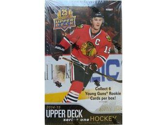 2014/2015 Upper Deck Series 1 Hockey Hobby Box - Rönninge - 2014/2015 Upper Deck Series 1 Hockey Hobby Box - Rönninge