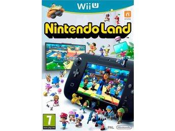 Nintendo Land Nintendo Wii U - Huddinge - Nintendo Land Nintendo Wii U - Huddinge