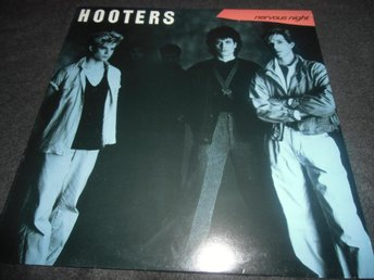 Hooters - Nervous night - LP - 1985