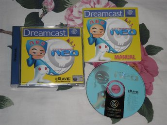 SEGA Dreamcast: Super Magnetic Neo