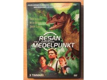 DVD Resan till jordens medelpunkt UTGÅTT NYSKICK (Treat Williams, Jeremy London) - örebro - DVD Resan till jordens medelpunkt UTGÅTT NYSKICK (Treat Williams, Jeremy London) - örebro