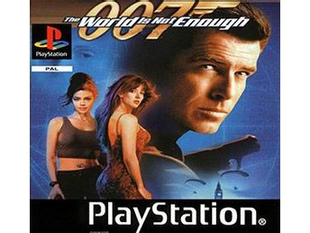 The World is not Enough - Playstation
