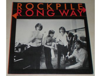 Rockpile SINGELOMSLAG Wrong way UK 1980