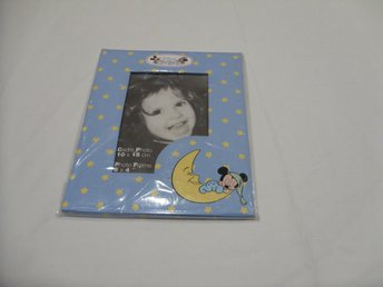 Disney Babies söta blåa barn fotoramar & photo frames blue 22x17 cm