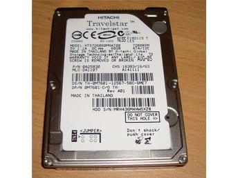 60Gb 7200rpm IDE hårddisk till Laptop 2.5 tum - Hisings Backa - 60Gb 7200rpm IDE hårddisk till Laptop 2.5 tum - Hisings Backa