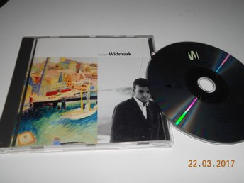 ANDERS WIDMARK - S/T, CD Polar 1996 - Gävle - ANDERS WIDMARK - S/T, CD Polar 1996 - Gävle