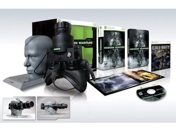 Call Of Duty Modern Warfare 2 Prestige Edition Xbox 360 NYTT och INPLASTAT