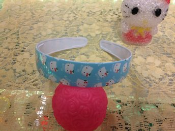 Hello Kitty Pannband