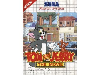 Tom and Jerry: The Movie (Komplett) (Beg)
