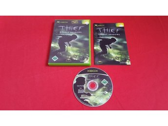 THIEF DEADLY SHADOWS till Xbox