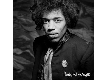Hendrix Jimi: People, hell and angels -13 (Digi) (CD)