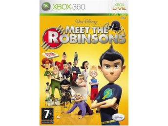 Meet The Robinsons Disney Xbox 360