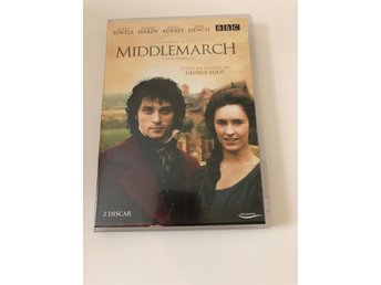 Middlemarch - 2 disc - Sv. text - DVD