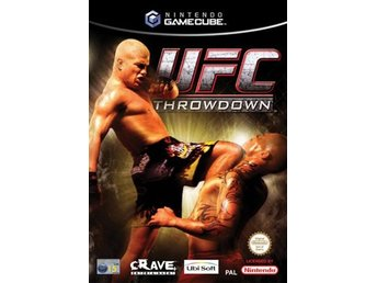 UFC Throwdown - Nintendo Gamecube