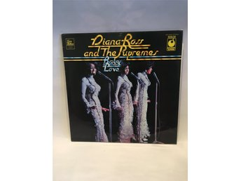 Diana Ross and the Supremes. Baby Love LP med 12 låtar från 60 talet.