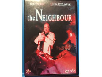 DVD - The neighbour - Linda Kozlowski, Rod Steiger!