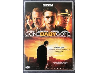 DVD: Gone Baby Gone. 2007. Thriller