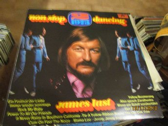 JAMES LAST - NON STOP DANCING 2 1973 - LP