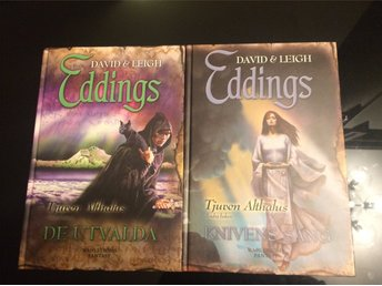 Tjuven Althalus David Eddings komplett