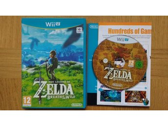 Nintendo Wii U: Zelda: Breath of the Wild