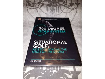 C.J. Goecks - 360 degree golf system - Situational Golf *INPLASTAD*
