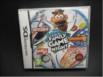 Hasbro Family Game Night [DS]