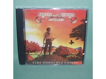 BARCLAY JAMES HARVEST - Time honoured ghosts , CD ,