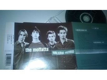 The Moffatts - Walking Behind, CD, very rare!
