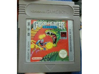 Burai Fighter Deluxe - Gameboy