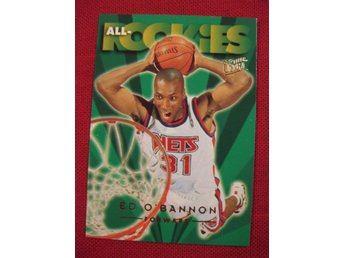 ED O´BANNON - FLEER ULTRA 1995-96 ALL-ROOKIES - BASKET