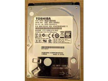 Toshiba hybridhårddisk 500 GB - Bureå - Toshiba hybridhårddisk 500 GB - Bureå