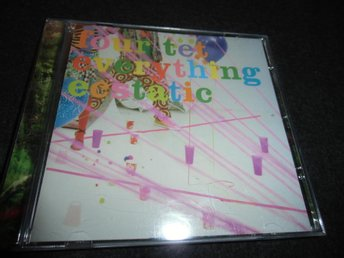 Four Tet - Everything ecstatic - CD - 2005 - Leftfield