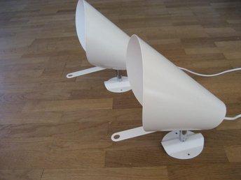Vägglampor På Nätet : Vägglampa vägglampor sänglampor ikea industristil på tradera