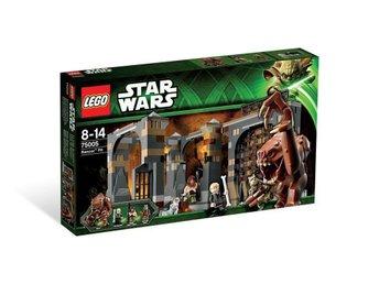 LEGO Star Wars Rancor Pit 75005 *RARE* - Nynäshamn - LEGO Star Wars Rancor Pit 75005 *RARE* - Nynäshamn