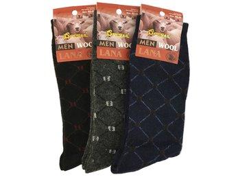 b29c62e60c0 Wool Ullstrumpor 3 pack, HERR 40-46 (294703473) ᐈ mzmode på Tradera