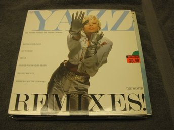 Yazz-The 'Wanted' Remixes!